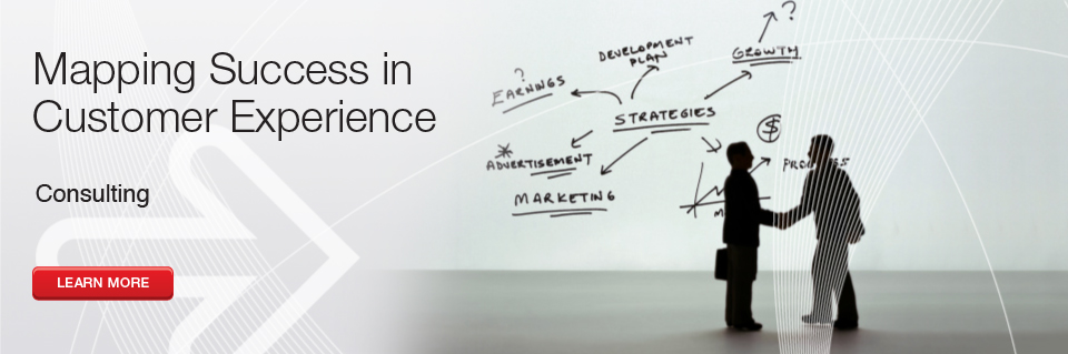 Consulting - Mapping Success in Customer Experience